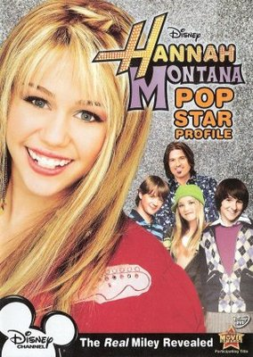 Hannah Montana movie poster (2006) poster MOV_a532fff9