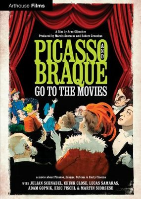 Picasso and Braque Go to the Movies movie poster (2008) poster MOV_a53c2826