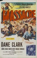 Massacre movie poster (1956) picture MOV_a53e86b7