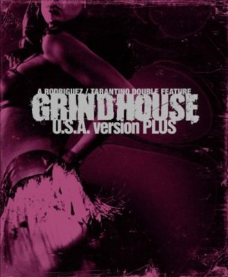 Grindhouse movie poster (2007) poster MOV_a549444d