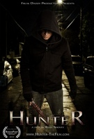 Hunter movie poster (2012) picture MOV_a54a5a64