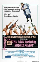 The Pink Panther Strikes Again movie poster (1976) picture MOV_a54b9683
