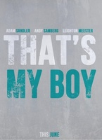 That's My Boy movie poster (2012) picture MOV_a54d1fcf