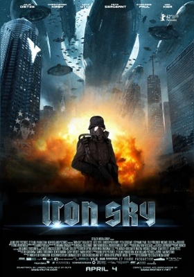 Iron Sky movie poster (2012) poster MOV_a562640f