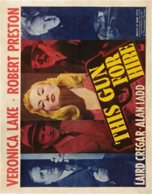 This Gun for Hire movie poster (1942) poster MOV_a568770e