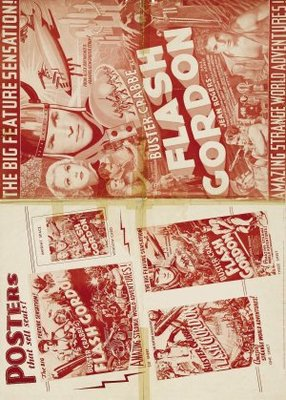 Flash Gordon movie poster (1936) poster MOV_a568c600
