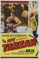 The New Adventures of Tarzan movie poster (1935) picture MOV_a56a8912