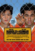 Harold & Kumar Escape from Guantanamo Bay movie poster (2008) picture MOV_a56b6d13