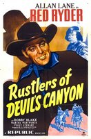 Rustlers of Devil's Canyon movie poster (1947) picture MOV_a56c9032