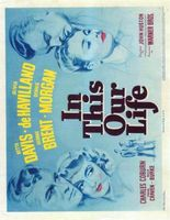 In This Our Life movie poster (1942) picture MOV_a57655d7