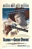 Along the Great Divide movie poster (1951) picture MOV_a57d6b43