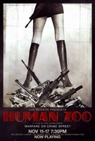 Human Zoo movie poster (2009) picture MOV_a58132cf