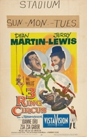 3 Ring Circus movie poster (1954) picture MOV_a583576b