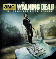 The Walking Dead movie poster (2010) picture MOV_a5874fef