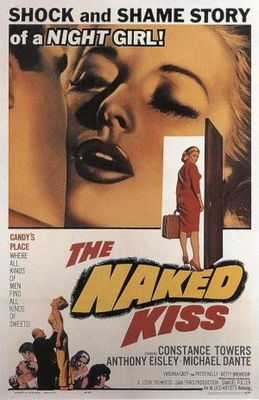 The Naked Kiss movie poster (1964) poster MOV_a58cb891