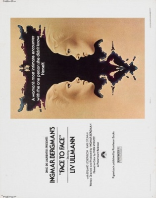 Ansikte mot ansikte movie poster (1976) poster MOV_a58edba1