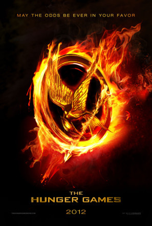 The Hunger Games  movie poster (2012 ) poster MOV_a58x5ykd