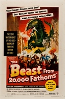 The Beast from 20,000 Fathoms movie poster (1953) picture MOV_a5959238