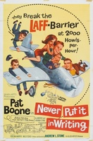 Never Put It in Writing movie poster (1964) picture MOV_a5998f41