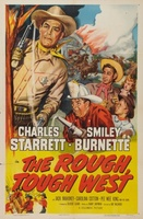 The Rough, Tough West movie poster (1952) picture MOV_a59ba3e4