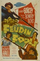 Feudin' Fools movie poster (1952) picture MOV_a59f025e