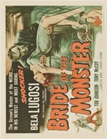Bride of the Monster movie poster (1955) picture MOV_a5a10153