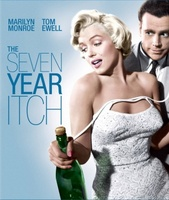 The Seven Year Itch movie poster (1955) picture MOV_a5a320cf