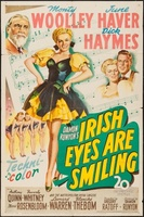Irish Eyes Are Smiling movie poster (1944) picture MOV_a5a367b8