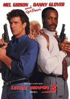 Lethal Weapon 3 movie poster (1992) picture MOV_a5b3c579