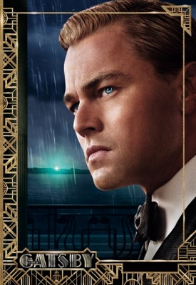 The Great Gatsby movie poster (2012) poster MOV_a5b61bc2