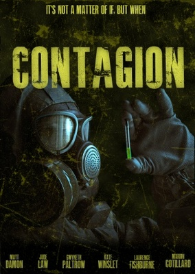 Contagion movie poster (2011) poster MOV_a5b952a8