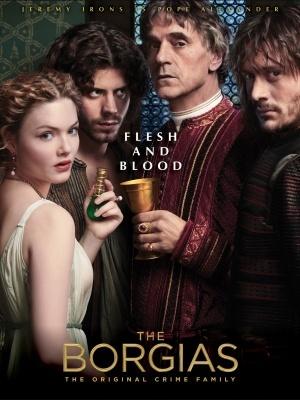 The Borgias movie poster (2011) poster MOV_a5ba9d79