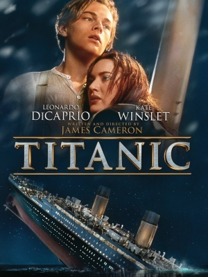 Titanic movie poster (1997) poster MOV_a5bfa06c