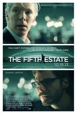 The Fifth Estate movie poster (2013) poster MOV_a5c5ee6c