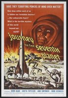 Journey to the Seventh Planet movie poster (1962) picture MOV_a5c67ac7