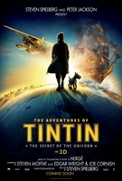 The Adventures of Tintin: The Secret of the Unicorn movie poster (2011) picture MOV_a5c76016