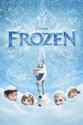 Frozen movie poster (2013) poster MOV_a5c90c34