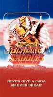 Blazing Saddles movie poster (1974) picture MOV_a5c9fc4a