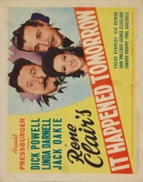 It Happened Tomorrow movie poster (1944) picture MOV_a5d936c8