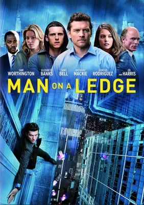 Man on a Ledge movie poster (2012) poster MOV_a5daec92