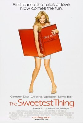 The Sweetest Thing movie poster (2002) poster MOV_a5de9e76