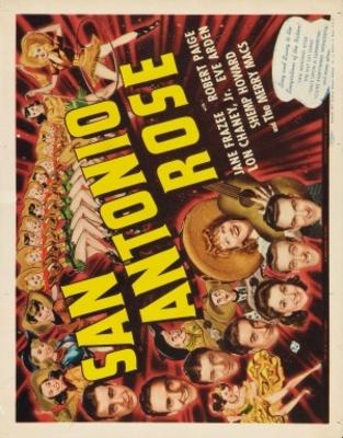 San Antonio Rose movie poster (1941) poster MOV_a5df0bd0