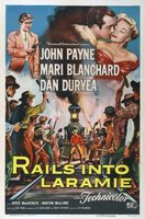 Rails Into Laramie movie poster (1954) picture MOV_a5e0444f