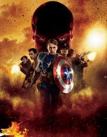 Captain America: The First Avenger movie poster (2011) picture MOV_a5e80432