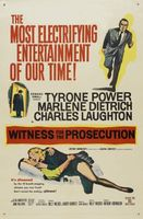 Witness for the Prosecution movie poster (1957) picture MOV_a5ed19ab