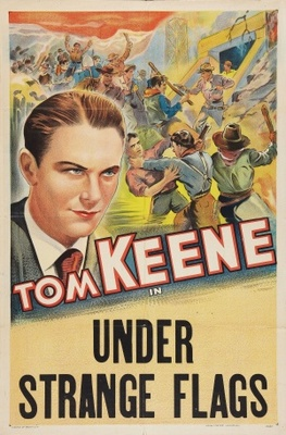 Under Strange Flags movie poster (1937) poster MOV_a5f00ab9
