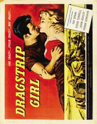 Dragstrip Girl movie poster (1957) poster MOV_a5f1e93f