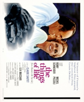 Choses de la vie, Les movie poster (1970) poster MOV_a5f40859
