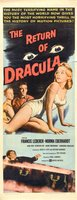 The Return of Dracula movie poster (1958) picture MOV_a5f60a78