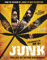 Junk movie poster (2012) picture MOV_a5f917a8